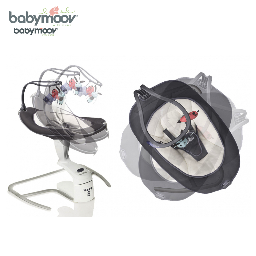 Ghế rung đa chiều Babymoov BM01476