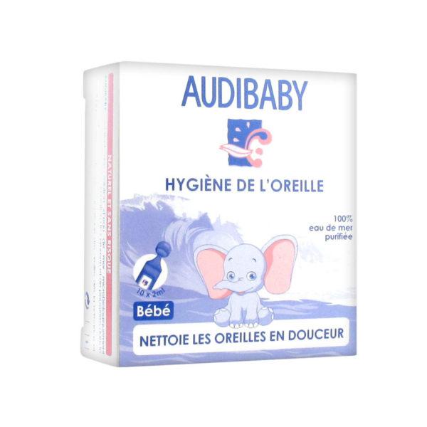 Dung dịch làm tan ráy tai AudiBaby (10x2ml)