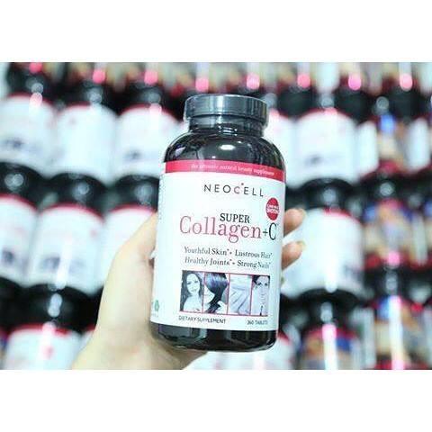 Super Collagen +C type 1 & 3 - 360 viên