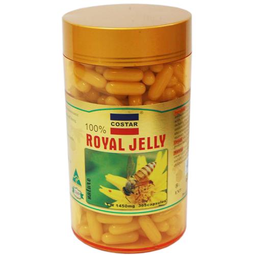 Sữa ong chúa Royal Jelly 365 viên