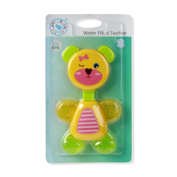 Miếng gặm nướu Ami hình gấu linh động AM33107
