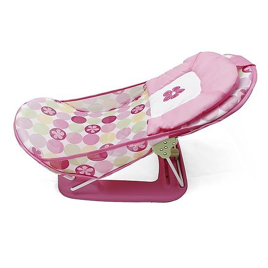 Ghế tắm nằm hồng Summer