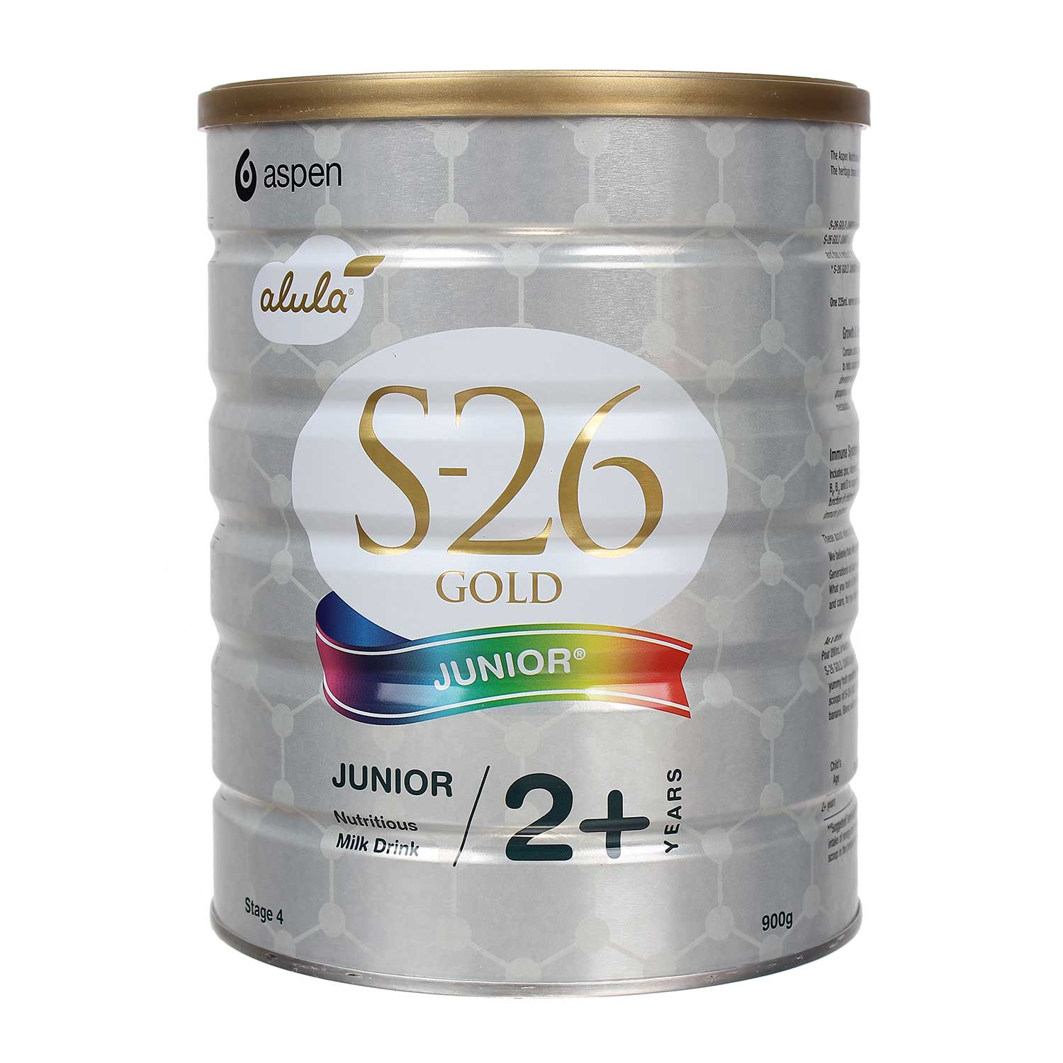 Sữa S26 Gold 2+ (900g) (Junior)(2Y+)