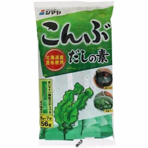 Hạt nêm tảo bẹ 56g Nhật