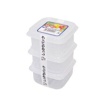 Hộp đựng thức ăn 200ml (3 chiếc)
