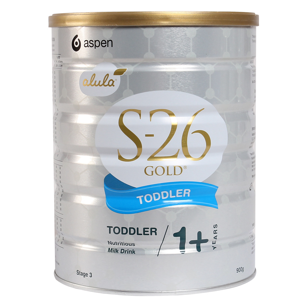 Sữa bột S26 gold 3 (900g) (Toddler)(12m+)