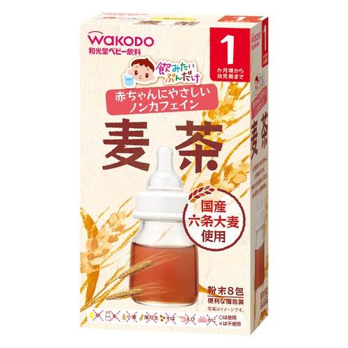 Trà dinh dưỡng Barley Wakodo 1M+ (100g)