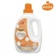 Nước giặt xả Wesser hương phấn (1200ml)