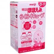Sữa meiji 0 dạng thanh (27g x 24 gói)