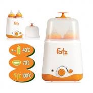 Máy hâm sữa đa năng 2 bình cổ rộng FB3018SL