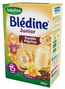 Bột lắc sữa Bledina (vani) (500g) (15m+)