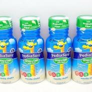 Sữa nước Pediasure (chất xơ vani) (237ml) (2-13 tuổi)