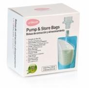 Túi trữ sữa trực tiếp từ máy hút sữa Unimom(50 túi)