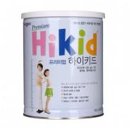 Sữa Hikid Premium (phát triển chiều cao) (600g) (1-9 tuổi)