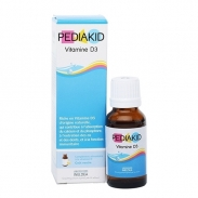 Pediakid Vitamin D3 cho bé (20ml)