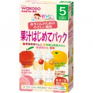 Trà 4 vị hoa quả Wakodo (5M+)