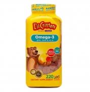 Kẹo dẻo vitamin Omega- 3 Gummy Fish - 180 viên