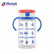 Cốc ống hút Richell (320ml) RC41031