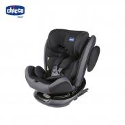 Ghế ngồi ô tô Chicco Unico Isofix 0-12Y xoay 360 độ jet black