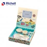 Bộ đồ ăn Kinpro nhỏ Richell RC21241