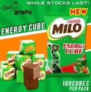 Kẹo Milo Energy Cube 100v