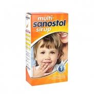 Vitamin multi Sanostol sirup số 1 dạng siro 300g
