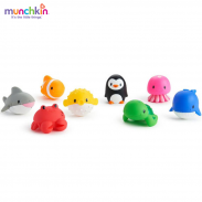 Bộ 8 sinh vật biển Munchkin MK18004