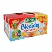 Sữa nước Bledina (bích qui,mật ong)(12m+)