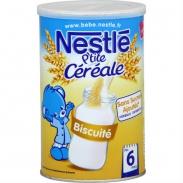 Ngũ cốc Nestlé vị bích qui 6m+