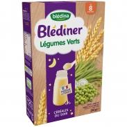 Bột lắc sữa Bledina vị rau củ (240g) (8m+)