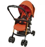 Xe đẩy Combi Urban Walker Lite UR 300C màu cam