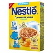 Bột ăn dặm Nestle Nga (Kiều mạch, mơ) (250g)