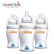 Bộ 3 bình sữa Munchkin (240ml) MK15663