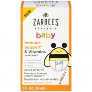 Siro ho Zarbee's baby (tăng sức đề kháng) (59ml) (2m+)