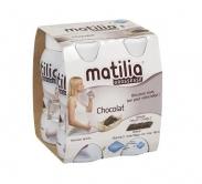 Sữa bầu Matilia Grossesse vị chocolate (200ml) (1 lốc x 4 chai)