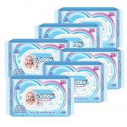 Giấy ướt Bobby (không mùi) (100tờ)