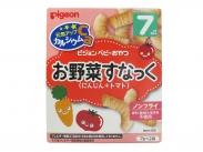 Bánh Pigeon 7 tháng  vị cà rốt & cà chua