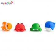 Bộ 4 sinh vật biển Munchkin MK31205
