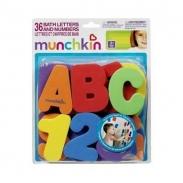 Bộ hình và chữ số xốp Munchkin
