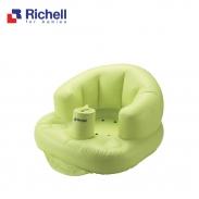 Ghế hơi Richell (xanh) RC98010