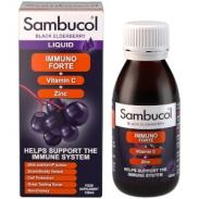 Siro tăng cường miễn dịch Sambucol (120ml) (từ 3 tuổi)