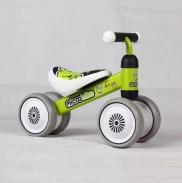 Xe Cân Bằng Microbike LD1003 (Xanh lá, Trắng)