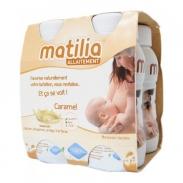 Sữa sau sinh Matilia vị caramel (200ml) (1 lốc x 4 chai)