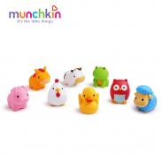Đồ chơi bộ 8 sinh vật nông trại Munchkin MK43822