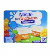 Sữa chua Nestle Ptit onctueux vị Xoài-mơ