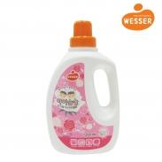 Nước giặt xả Wesser hương hoa hồng (1200ml)