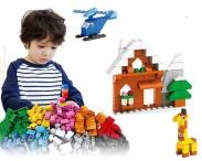 Bộ xếp hình Lego 1000 chi tiết (6Y+)