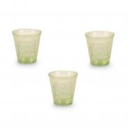 Bộ 3 cốc hình gấu hữu cơ - UP0183OL