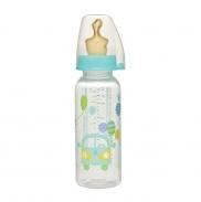 Bình sữa Nip PP cổ thường cao su-M(250ml)(0-6m)