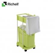 Xe để đồ giặt 2 tầng G-75N Richell